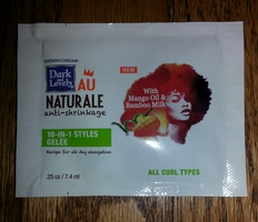 Dark and Lovely Au Naturale Anti-Shrinkage 10-in-1 Styles Gelee