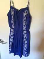 Newbury Kustom Embroidered Dress