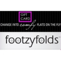 FootzyFolds gift certificate