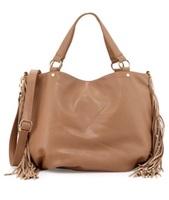 Deux Lux Fringe Tote Bag