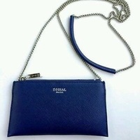 Sorial Saffiano Wallet on a Chain