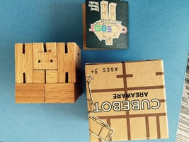 Cubebot Areaware