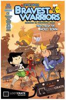Bravest Warriors Comic