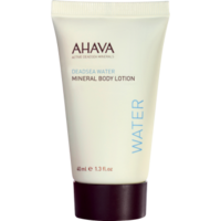 Ahava Deadsea water mineral body lotion