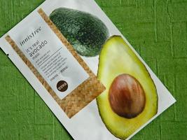 INNISFREE It's Real Avocado Mask