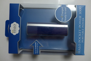 Halo Pocket Power 3000 - Portable Phone Charger