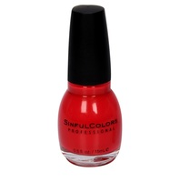 Sinful Colors Professional Nail Colour in Thimbleberry