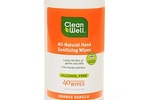 Cleanwell Sanitizing Wipes