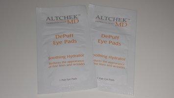 Altchek Dermatologist MD Depuff Eye Pads