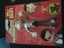 Mr. Bean Bendable