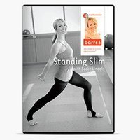 Barre3 Standing Slim Workout DVD (& online program)