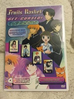 Fruits Basket Anime DVD