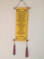 Dalai Lama Quote Scroll