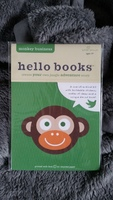 hello books monkey business