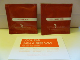 European Wax Center - The Exfoliate - Slow It Body Wash - Free Wax Coupon