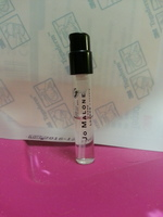 Jo Malone Eau-English Pear and Freesia. Sample vial with spray top