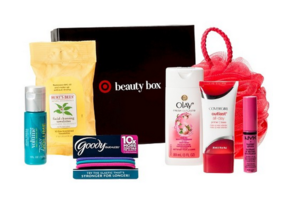 Target Back to College Honor Roll Beauty Box