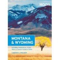 Moon Guide Montana & Wyoming