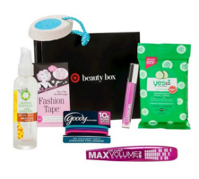 Target Beauty Box- Back to College: Head of the Class