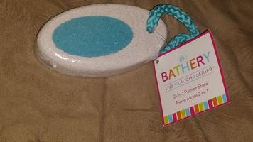 Bathery 2-in-1Pumice Stone