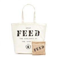 Feed 10 Tote Bag