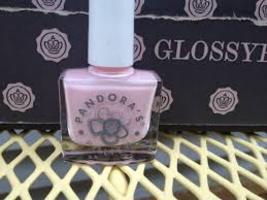 Pandora's Makeup Box Polish in pink