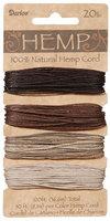 Darice 100% Natural Hemp Cord