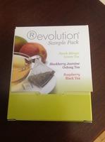 Revolution tea sample pack