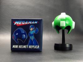 Megaman Helmet Replica