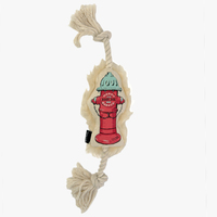 Harry Barker Rope Fire Hydrant