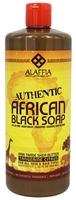 African Black Soap Tangerine citrus