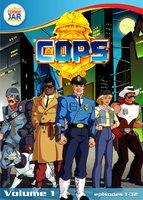 Cops: Volume 1 (Episodes 1-32) 3 DVD Set