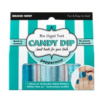 Miss Elegant Touch Candy Dip in Peppermint