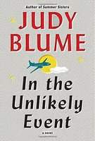 In the Unlikely Event, Hardcover Book by Judy Blume