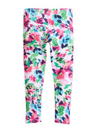 Fab Floral Leggings