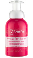 12 Benefits Love At First Lather Shampoo