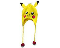 Pokemon Yellow Pikachu Laplander Hat