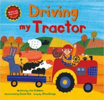 Driving My Tractor Book