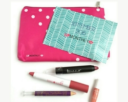 Entire September Lip Monthly Bag