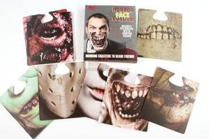 Horror Face Coasters