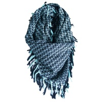 Briannefaye Weave It Triangle Scarf