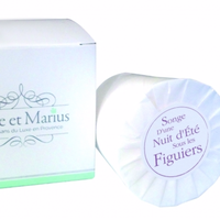 Rose et Marius Fig Scented Mini Candle
