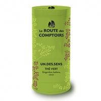 La Route des Comptoirs Loose Green Tea