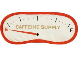 Flight 001 Caffeine Supply Eye Mask