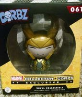 Loki Vinyl Collectible