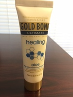 Gold Bond Ultimate Skin Therapy Cream Healing Aloe