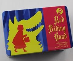 Adagio Teas Red Riding Hood Tea Tin