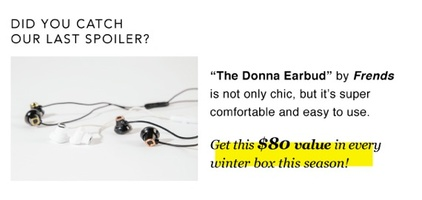 "FRENDS ""The Donna"" Earbuds"