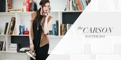 The Carson vest
