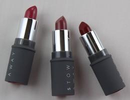 Stowaway Creme Lipstick Trio